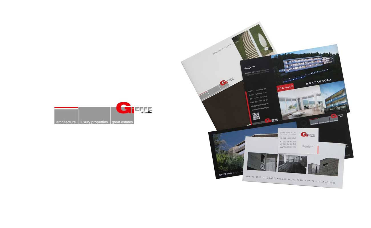 corporate design gieffe studio